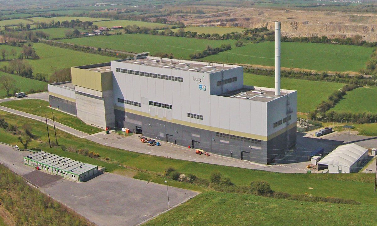 Indaver Waste-to-Energy Plant
