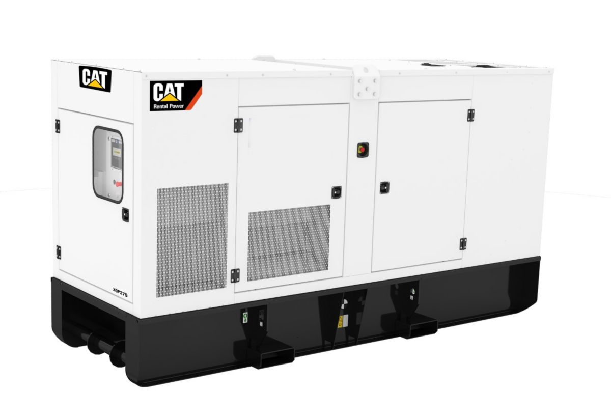 XQP275 Diesel Power Generator Set
