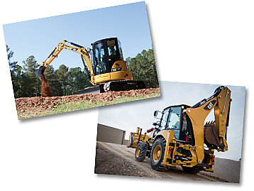 Deciding Whether a Backhoe Loader or Mini Hydraulic Excavator is a Better Fit