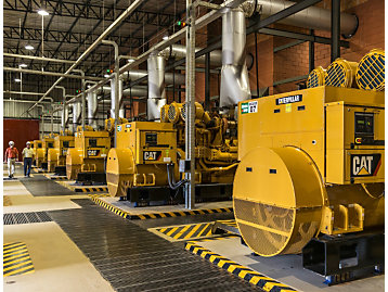 Caterpillar Customer Power Stories