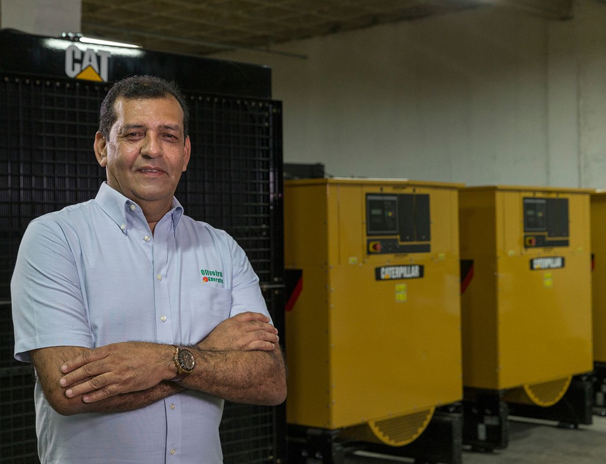 """It's important for us to select quality, reliable power solutions that will withstand the high-temperature, high-humidity conditions common in the Amazon region, which shorten the useful life of the equipment,"" said Pedro Farias, technical director for Oliveira Energia."