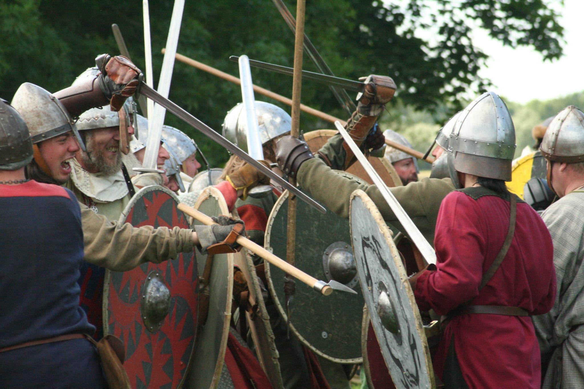 Vikings to invade Peterborough!
