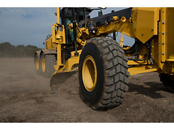 5 Reasons to Banish Motor Grader Bounce