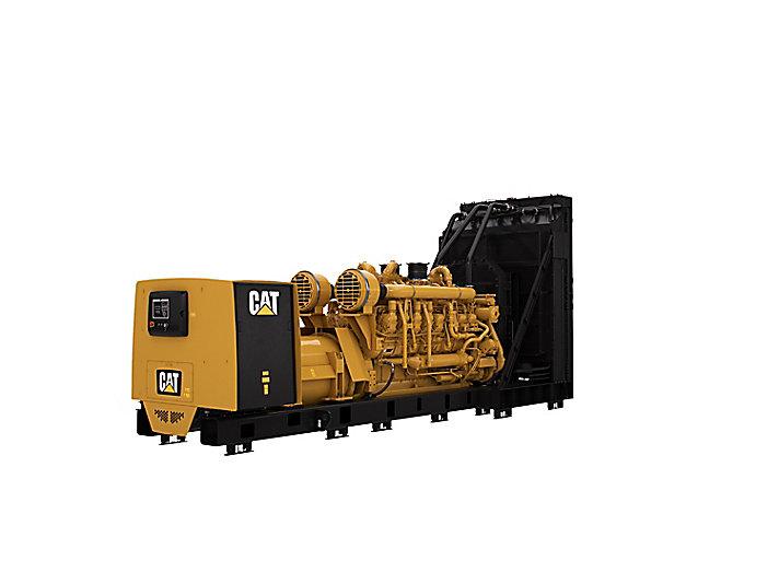 3516E発電装置パッケージ