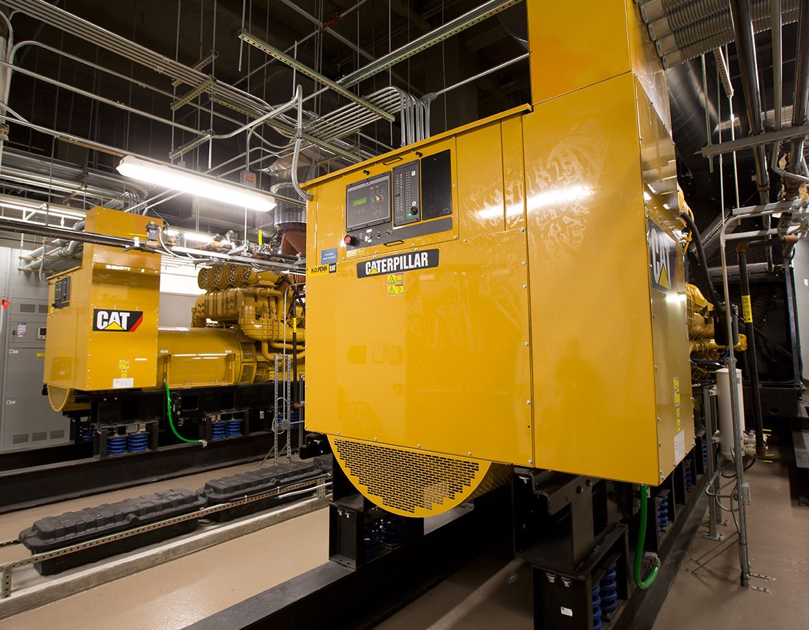 Find Out Why Sabey Trusts Caterpillar to Protect Its Data