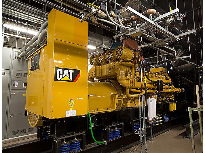 C175 diesel generator set