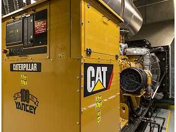 Tift Regional Medical Center chose a Cat generator set