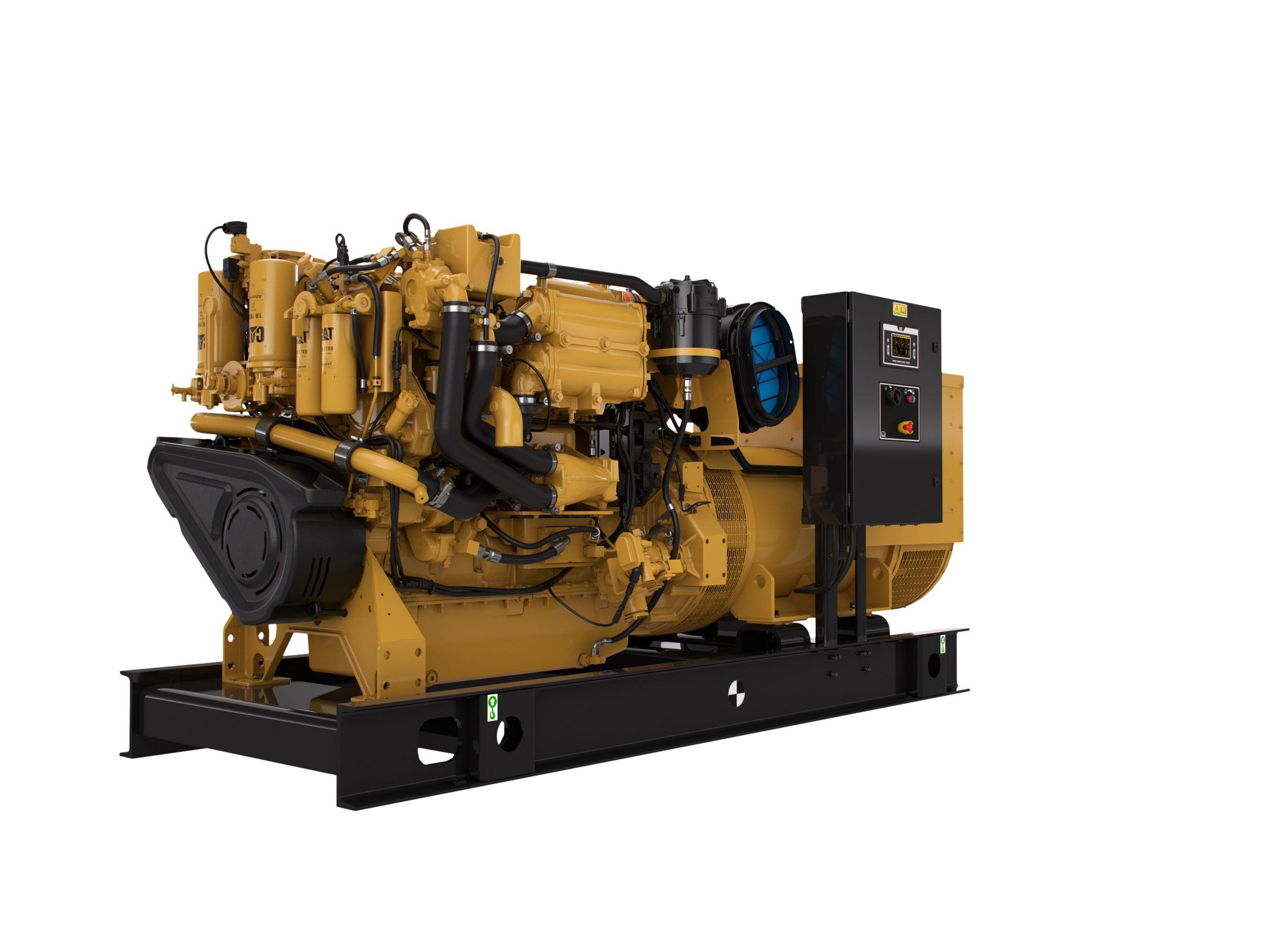 C18 (SRMP) Marine Generator Set