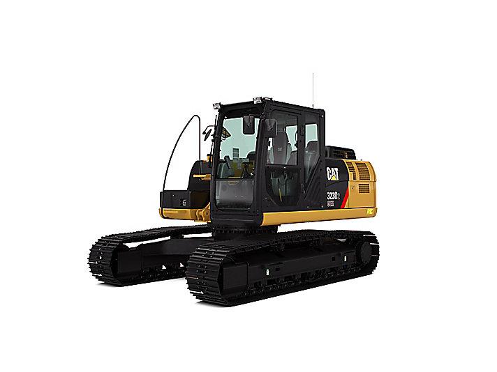 323D2 Frontles Excavator