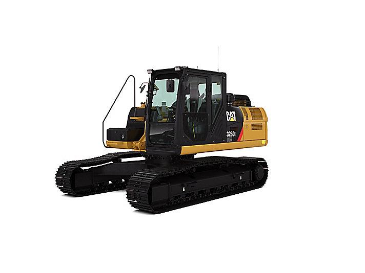 326D2 Frontless Excavator