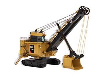 7495 with Rope Crowd - Electric Rope Shovels