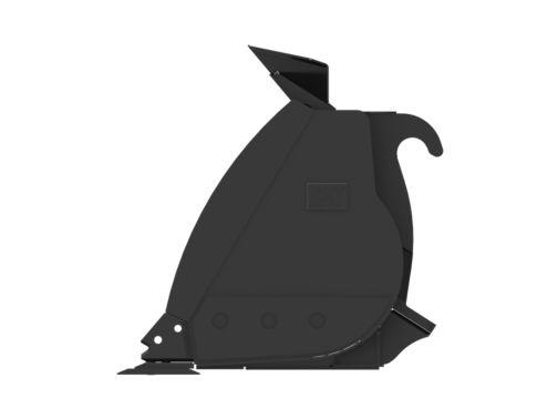 2.5 m3 (3.2 yd3), Fusion™, Bolt-On Cutting Edge - Sand & Gravel Buckets