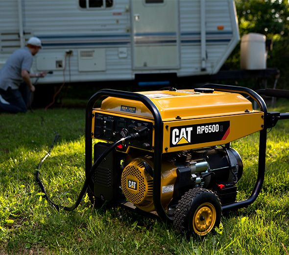 generators for camping, RV, tailgating