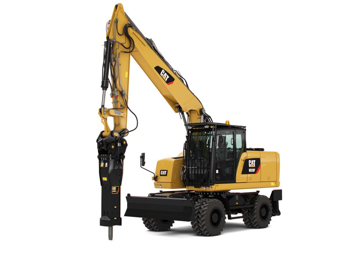 New | M320F Wheeled Excavator | Equipment ID: 1000026658 | Hawthorne Cat