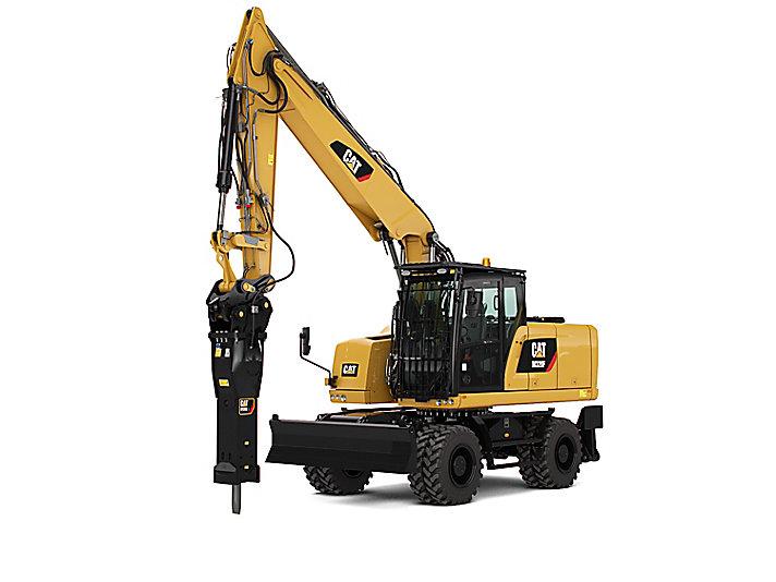 M320F Wheeled Excavator
