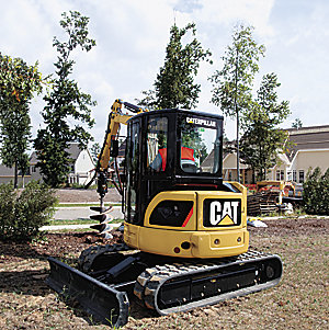 305C CR Mini Hydraulic Excavator