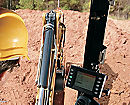 AccuGrade® Reference Systems for Backhoe Loaders