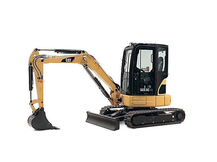 303.5C CR Mini Hydraulic Excavator