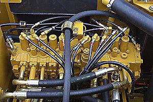 Hydraulic Cross Sensing System