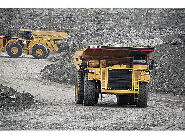 789C Mining Trucks