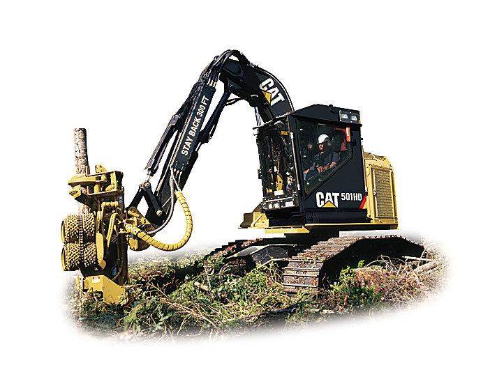 501 Track Harvester