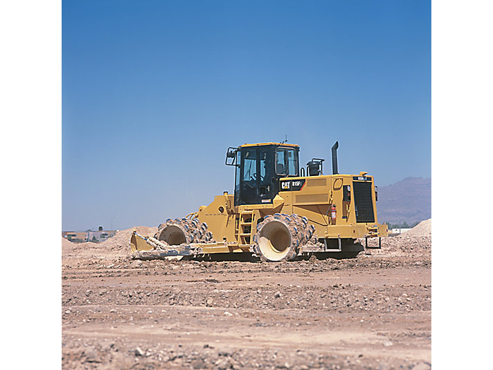 Compactadores de Suelos 815F serie 2