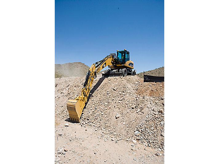 M316D Wheel Excavators