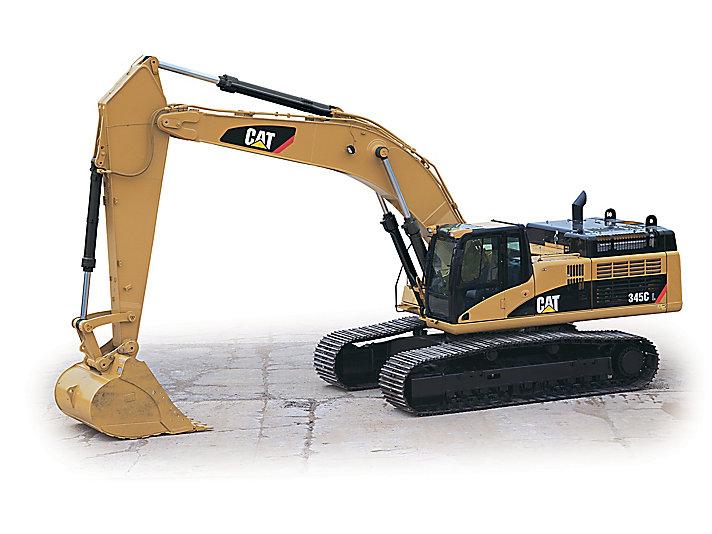 345C L Hydraulic Excavator