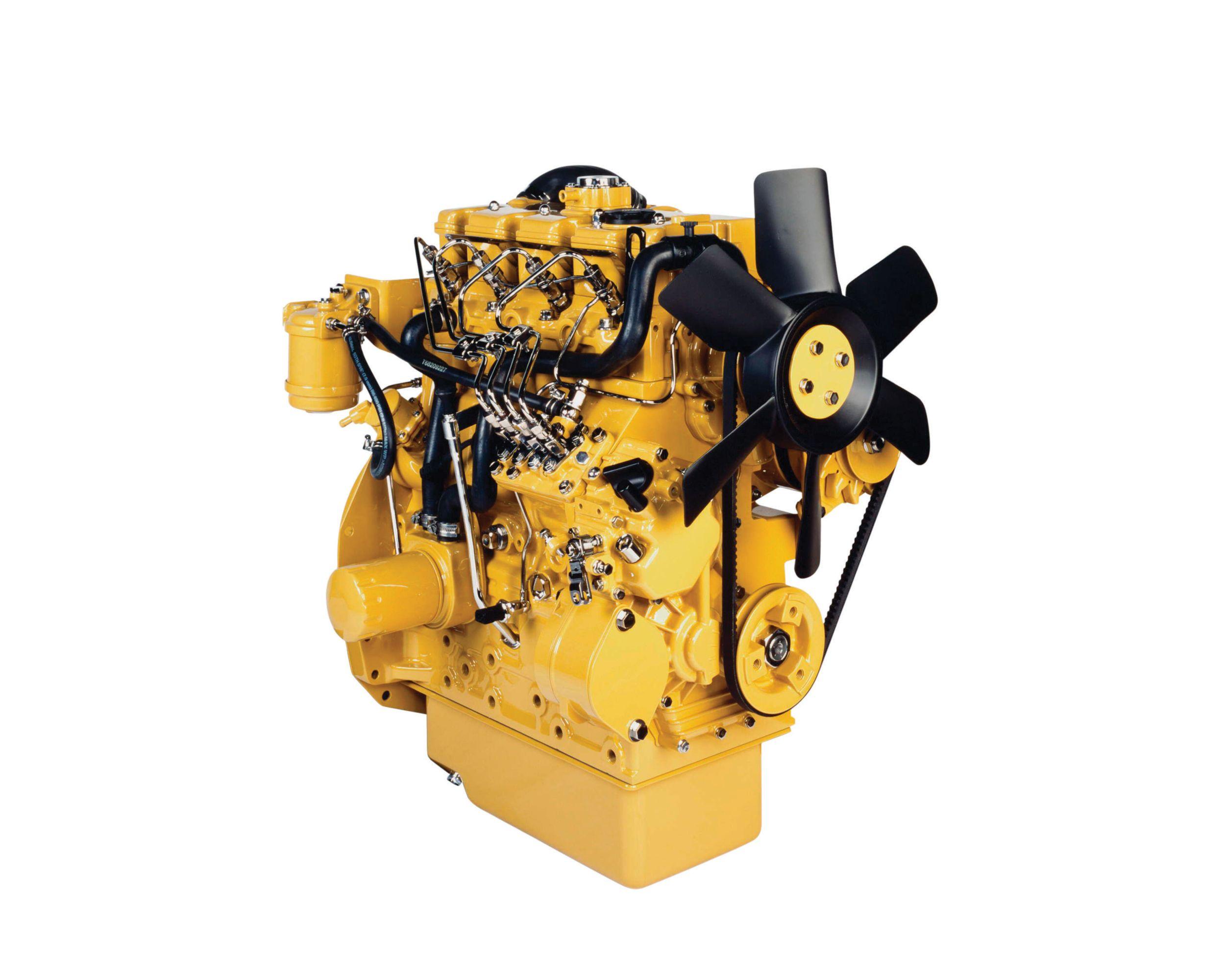 Cat® C2.2 Engine