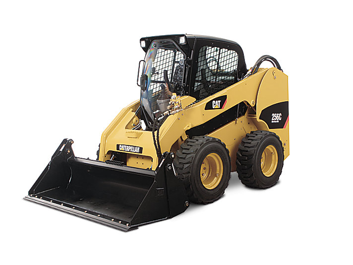 256C Tier 3 Skid Steer Loaders