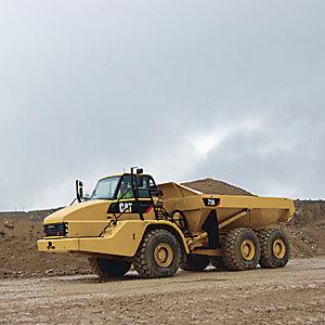 735 Articulated Truck