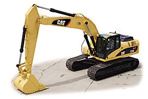 325D L Hydraulic Excavator