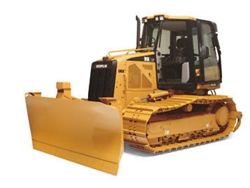 Tractores Topadores Pequeños D5K Tier 3