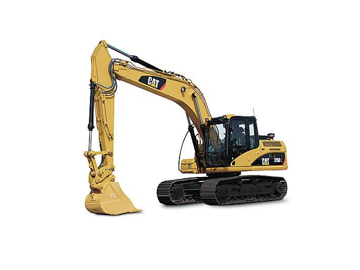 315D L Small Hydraulic Excavator