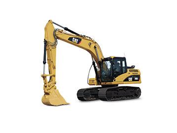 Excavadora Hidráulica Pequeña 315D L