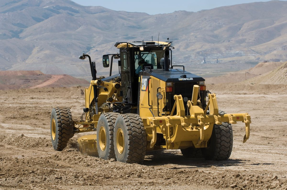 New 16m Motor Grader For Sale Thompson Agriculture