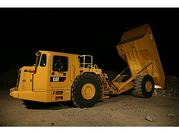 شاحنة التعدين تحت الأرض AD30