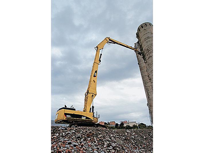 385C UHD Ultra High Demolition (UHD) Hydraulic Excavators