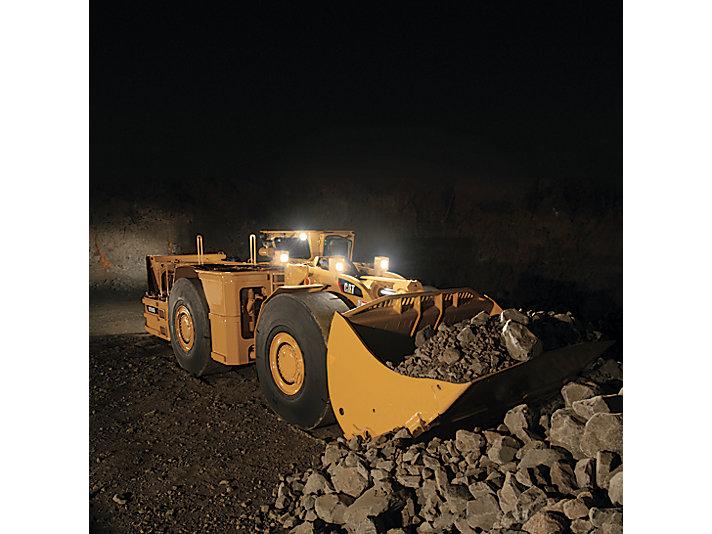 R2900G 지하 광산용 LHD(로드-홀링-덤프) 로더