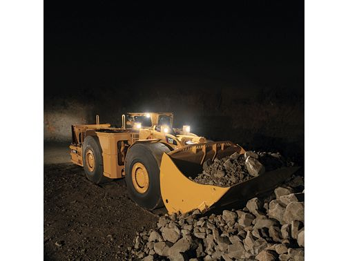 R2900G - Underground Mining Load-Haul-Dump (LHD) Loaders