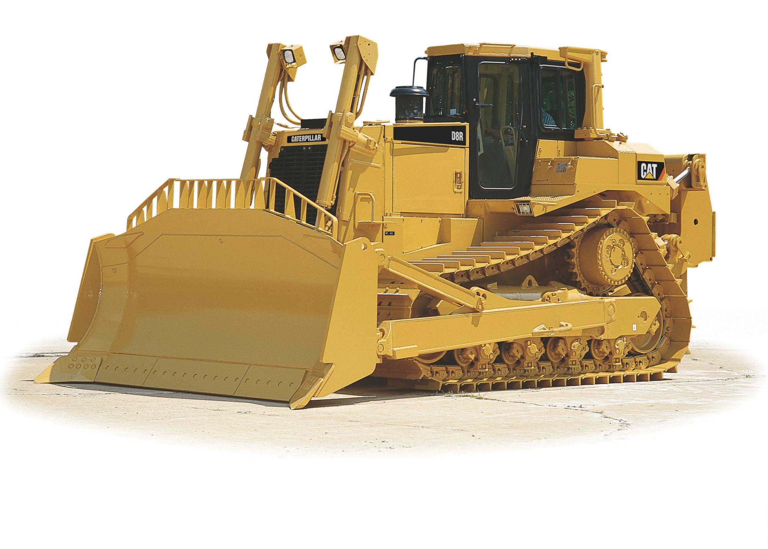 Cat D8R Dozer