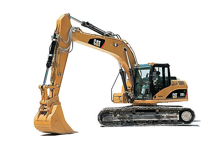 Escavadeira Pequena 319D L/ 319D