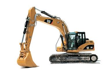 Excavadora Pequeña 319D L/ 319D