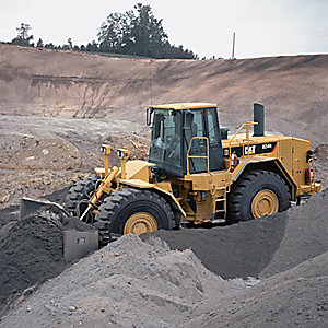 824H Coal Scoop Medium Wheel Dozer