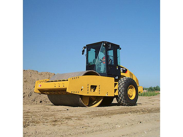 CS76 Vibratory Soil Compactor