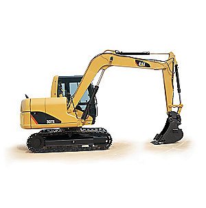 308C CR Hydraulic Excavators