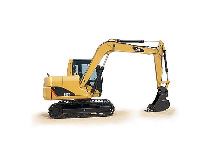 308C CR Hydraulic Excavators