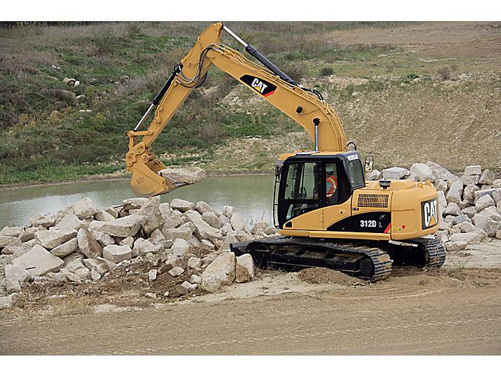 312D L/312D L Small Excavator