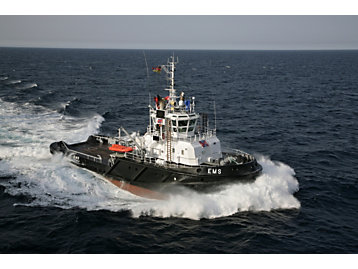 MaK M 43 C Vessel References