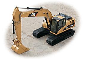 323D L Medium Excavator